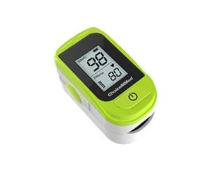 Choicemmed Finger Tip Pulse Oximeter review tangylife