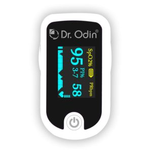 Dr Odin Fingertip Pulse Oximeter review tangylife