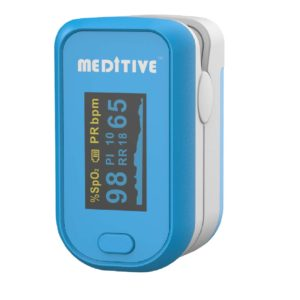 MEDITIVE Finger Tip Pulse Oximeter Review tangylife