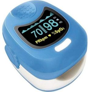 NISCOMED Finger Tip Pulse Oximeter review tangylife