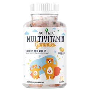Nutrazee Multivitamin for Kids Review tangylife