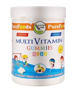 PureFoods Multi Vitamin for Kids review tangylife