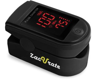 Zacurate Fingertip Pulse Oximeter review tangylife