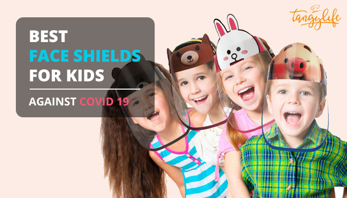best face shield for kids review tangylife
