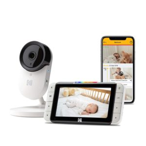 KODAK Video Baby Monitor review tangylife