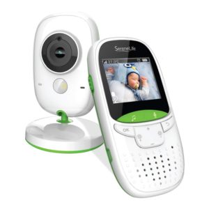 SereneLife Wireless Video Baby Monitor review tangylife