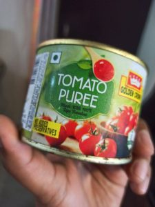 Golden Crown Tomato Puree Review