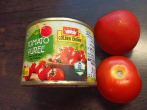 Golden Crown Tomato Puree